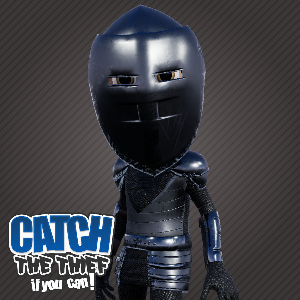 John Character - Catch the Thief, If you can!