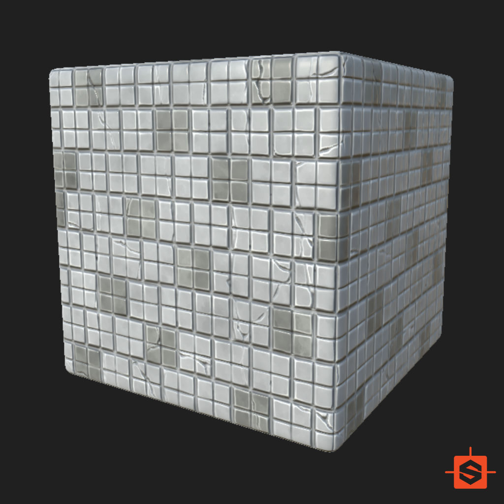 SGS Stylized Floor Tiles