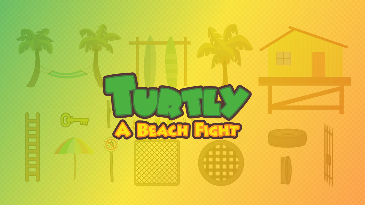 Turtly - A Beach Fight